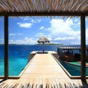 Six Senses Laamu Deck