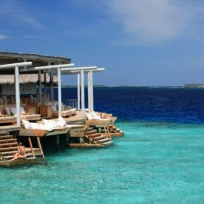 Six Senses Laamu Water Lounge