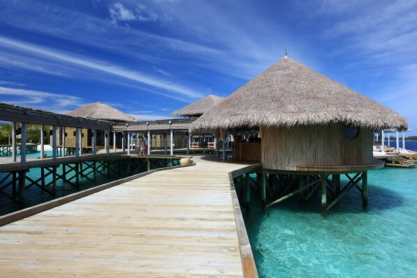 Six Senses Laamu Water Zugang