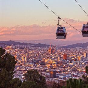 Barcelona Kurztrip im August: 3 Tage im zentralen 3* Hotel mit Flug nur 72€