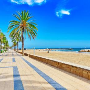 Fly & Drive in Spanien: 15 Tage in Barcelona, Valencia, Madrid etc. mit Flug & Mietwagen für nur 57€