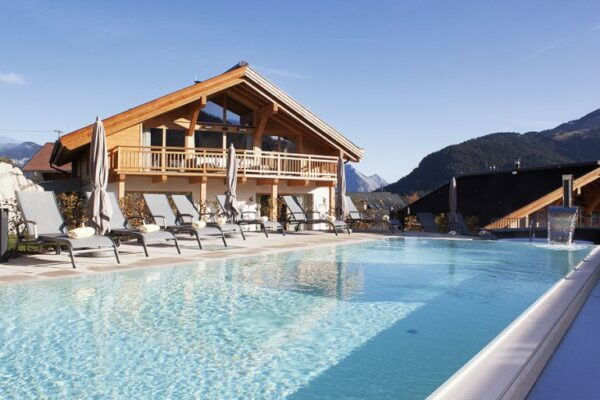 St. Peter Hotel & Chalets Pool