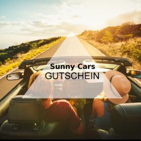 Sunny Cars Gutschein: Spart 15€ auf Eure nächste Mietwagen-Buchung