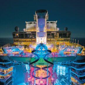 Symphony of the Seas: 8 Tage Luxus-Karibik-Kreuzfahrt mit Flug & Vollpension für 1.359€
