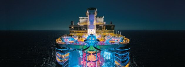 Symphony of the Seas Nacht