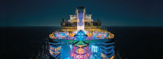 Symphony of the Seas Nacht
