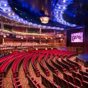 Symphony of the Seas Theater