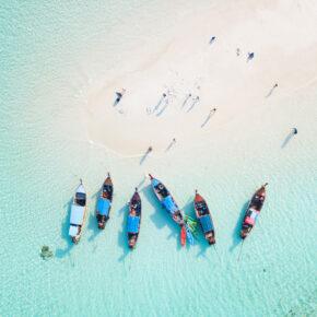 Ab nach Thailand: 9 Tage Koh Lipe mit strandnahem Bungalow & Flug für 498€