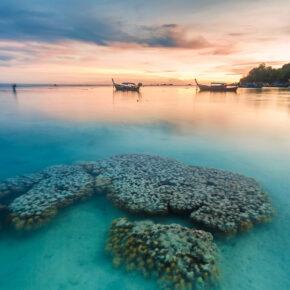 Traumurlaub Thailand: 13 Tage auf der Insel Koh Lipe mit Unterkunft & Flug für 524€