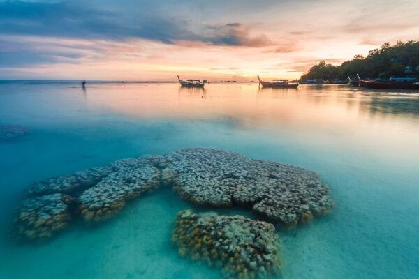 Thailand Koh Lipe Sonnenuntergang
