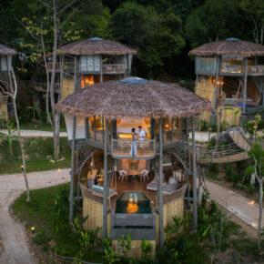 Tree House Villa aussen