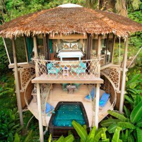 Relaxen in Thailand: 5 Tage Koh Yao Noi in eigener Baumhaus-Villa mit Frühstück & Extras nur 976€