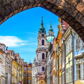 Paint It Black in Prag: Konzertkarte für die Rolling Stones & Stadtführung ab nur 19€