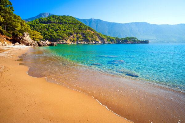 Türkei Gelber Strand