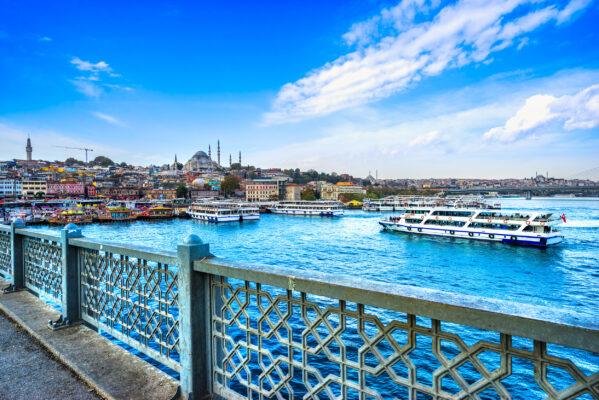 Türkei Istanbul Suleymaniye
