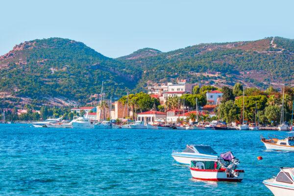 Türkei Izmir Foca Resort