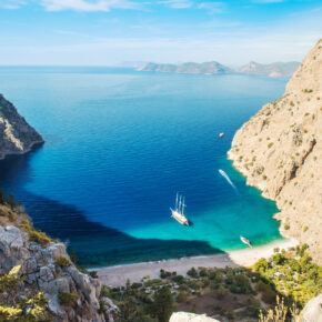 Türkei: 7 Tage Oludeniz im TOP 4* Hotel mit All Inclusive, Flug, Transfer & Zug nur 346€