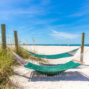 Fly & Drive Florida: 15 Tage mit dem Mietwagen durch die USA inkl. Flug nur 389€