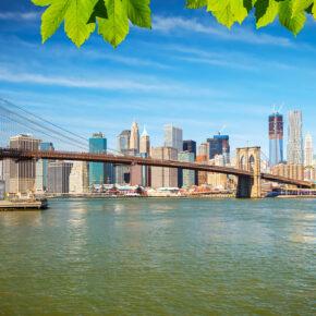 New York Kracher: 7 Tage im zentralen 4* Hotel im Big Apple inkl. Direktflug für 456€