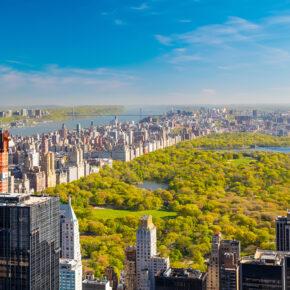 Über den großen Teich nach New York: 5 Tage im zentralen 3* Hotel mit Flug für 444€