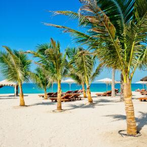 VAE: 13 Tage in Ajman im TOP 4* Hotel mit All Inclusive, Flug, Transfer & Zug nur 777€
