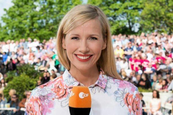 ZDF Fernsehgarten Moderatorin