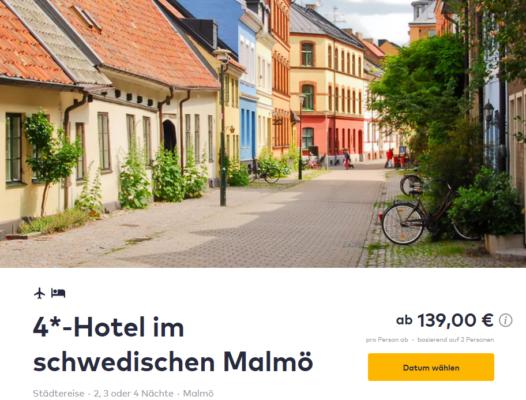 3 Tage Malmö