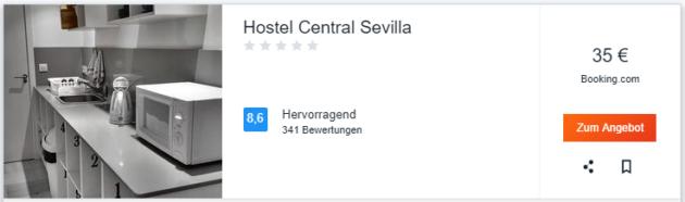 Hostel Central Sevilla