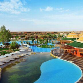 Ägypten Jungle Aqua Park Pool