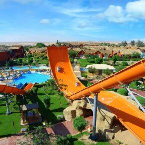 Ägypten Jungle Aqua Park Rutsche