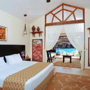 Ägypten Jungle Aqua Park Zimmer