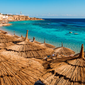 Single Frühbucher: 7 Tage Ägypten im TOP 5* Hotel mit All Inclusive Plus, Flug, Transfer & Zug nur 428€