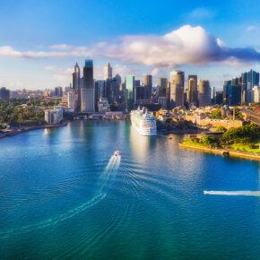 Australien: Flüge nach und von Sydney ab unglaublichen 234€