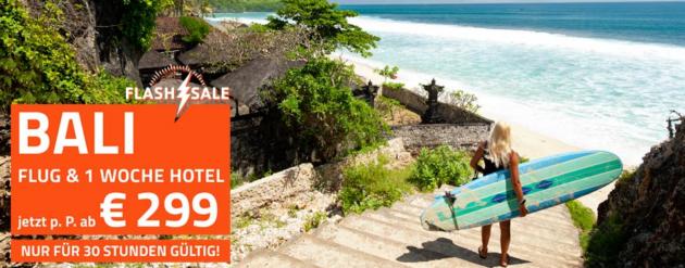 1 Woche Bali