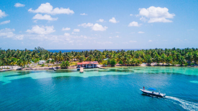 Belize South Water Caye