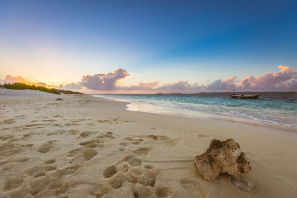 Bonaire Klein Sonnenuntergang