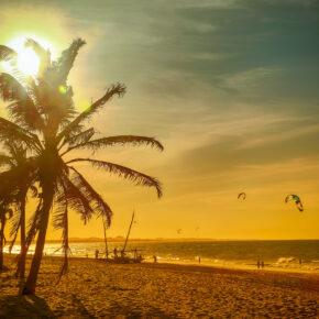 Brasilien: 9 Tage Fortaleza im guten 3* Hotel mit Frühstück, Flug & Transfer für 499€
