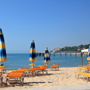Single: 7 Tage Bulgarien Sonnenstrand im 4* Hotel mit All Inclusive, Flug & Transfer nur 366€