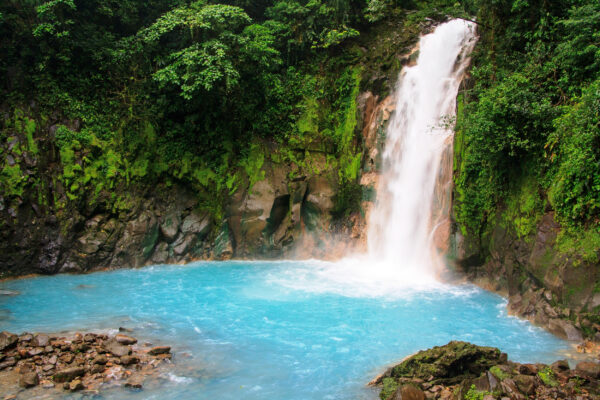 Costa Rica Wasserfall