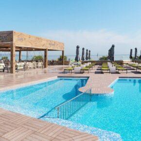 Strand in Griechenland: 8 Tage Kreta im TOP 4* Hotel mit Flug & Transfer nur 162€