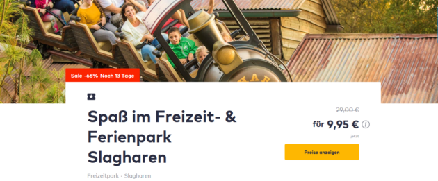 Freizeitpark Slagharen
