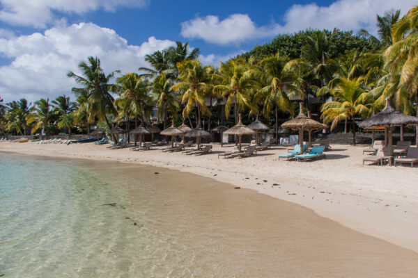 Gambia Tropischer Strand