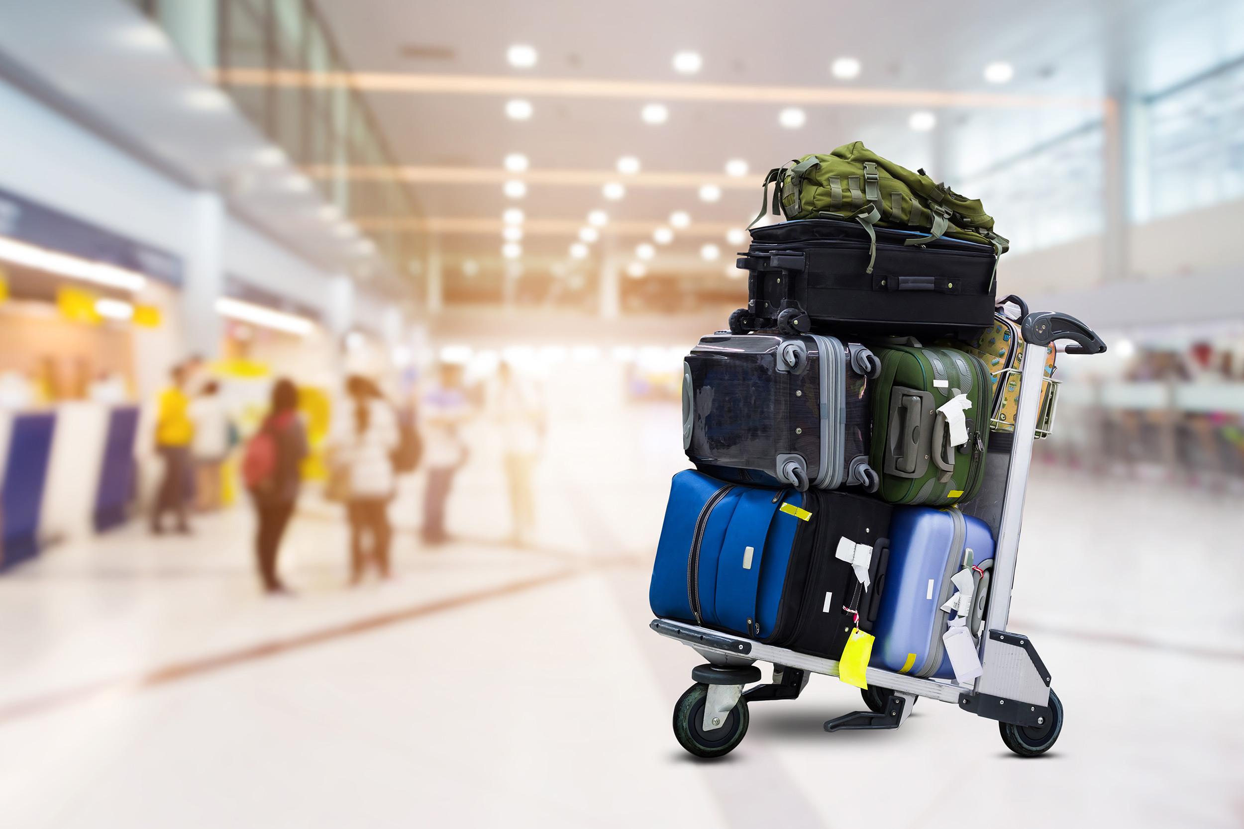 Regeln für das Handgepäck   Gepäck   Bevor Sie fliegen