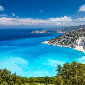 Griechische Inseln: 8 Tage nach Kefalonia im Hotel mit Meerblick inkl. Flug nur 113€