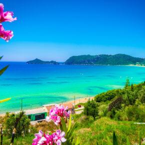 Frühbucher Griechenland: 8 Tage Korfu mit TOP Apartment & Flug nur 96€