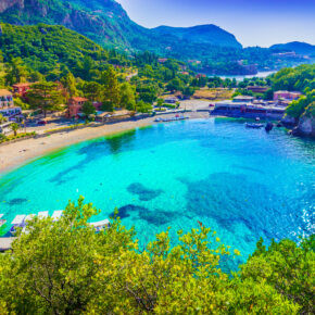 Griechenland: 5 Tage Korfu inklusive 3* Hotel mit Meerblick & Flug nur 53€