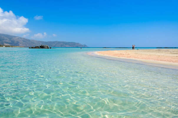Griechenland Kreta Elafonisi Paradiesstrand
