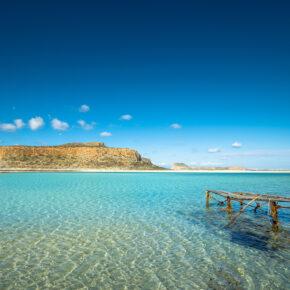 Griechenland: 7 Tage All Inclusive auf Kreta im 4* Hotel mit Flug & Zug für 367€