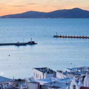 Last Minute auf die Insel: Flüge hin & zurück nach Mykonos nur 79€