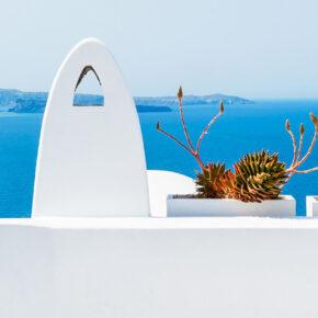 Frühbucher Santorini: 8 Tage im tollen Hotel mit Flug nur 224€